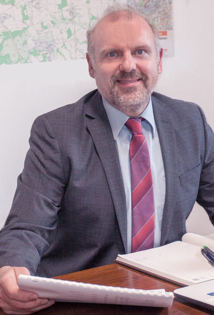 Dirk Wigant - Büro